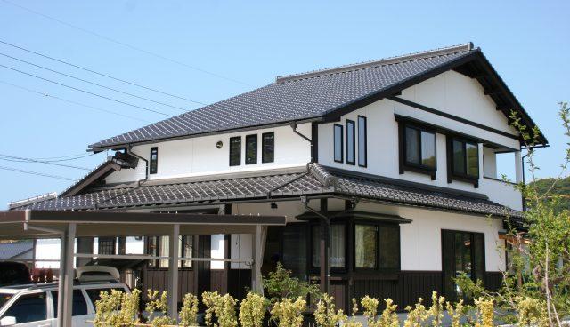 和瓦【ウルトラ3S瓦スーパーBタイプ】銀黒