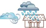雨水の巻込み防止機能イラスト