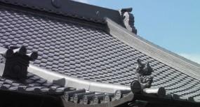 総合防災ウルトラ3S和洋折衷瓦シンプル イブシ